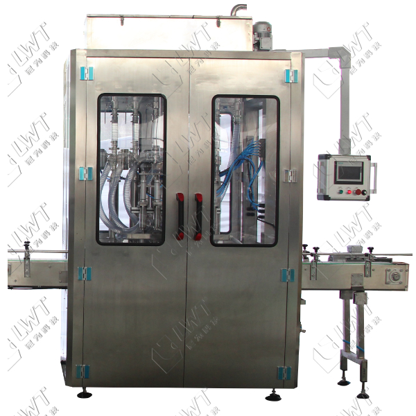 Pet Canned Filling Machine