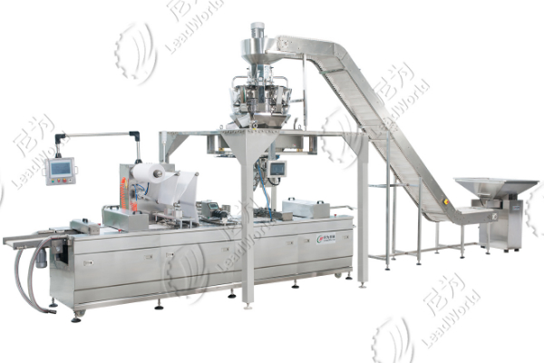 vacuum packing machine for fruits and vegetables