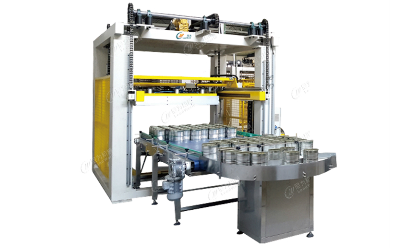 LWT Filled Can Palletizer