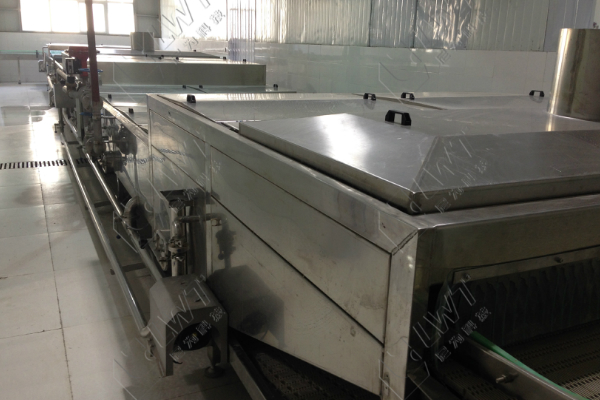 LWT Water bath sterilization machine